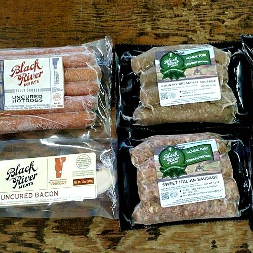 Locally raised meats