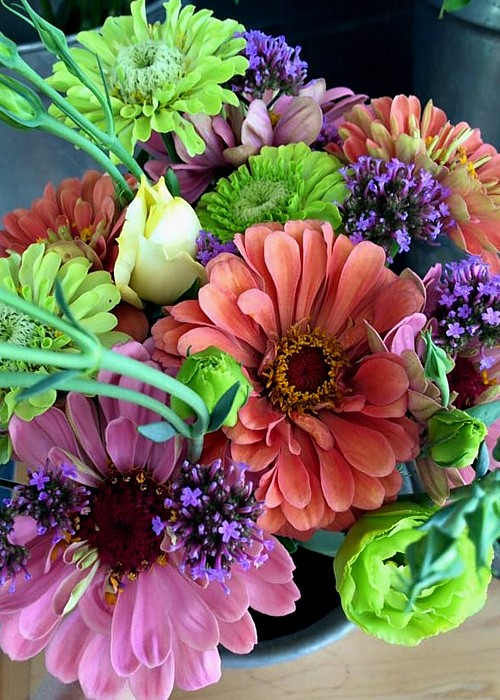Gorgeous bouquets